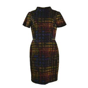 Tahari Arthur S. Levine A Line Career Dress 4 New